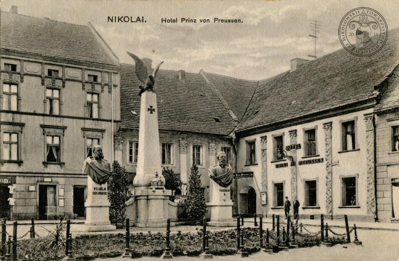 023_Denkmal Prinz von Preussen_Mikołów_A_PGrodecki