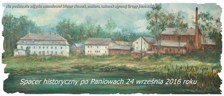 Spacer historyczny po Paniowach.