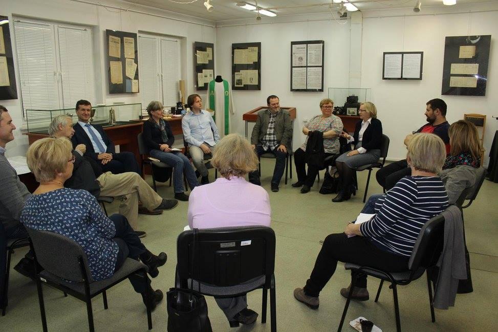 Spotkanie Mikołowskiego Towarzystwa Historycznego